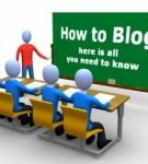 Como crear un blog; primeros pasos