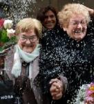 Anulada la anulación del primer matrimonio de lesbianas en Argentina