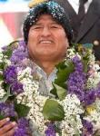 Evo Morales achaca la calvicie y la homosexualidad a los alimentos trasgénicos