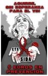 Concentración en Madrid contra la retirada de la ayuda a la prevención del VIH