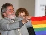 La Comunidad LGBT brasileña protesta por la visita de Lula a Irán