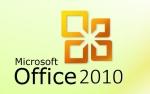 MICROSOFT OFFICE 2010 Ya disponible!!