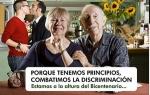 Una campaña publicitaria sobre los derechos de LGBT reabre el debate sobre la homosexualidad en Chile