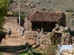 La energía eléctrica problema en pueblos rurales