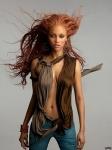 La hermosa Tyra Banks regresa al modelaje