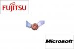 Fujitsu entabla alianza con Microsoft