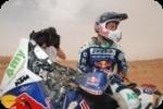 Marc Coma, piloto AMV, se adjudica la segunda etapa del rally dos Sertões