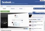 Facebook lanza un canal de video en directo