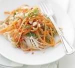 Beneficios de la Zanahoria: Ensalada de Zanahoria Thai