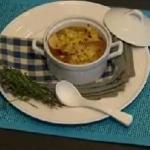 Recetas faciles de sopa de cebolla francesa