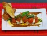 Recetas faciles de Ensalada caprese con tostadas
