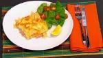 Recetas faciles de Lasagna marinera