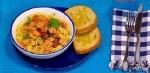 Recetas faciles de Tornillitos con Camarones