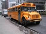 Trabajar como conductor de autobús escolar