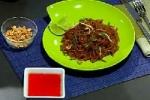 Recetas faciles de Pad thai vegetariano