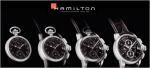 Colección de relojes Hamilton