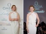 Nicole Kidman modelo oficial de la Linea de Relojes Omega Ladymatic