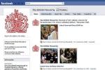 La Monarquía Británica se une a Facebook