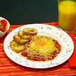 Recetas faciles de Huevos a la flamenca