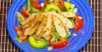 Recetas faciles de Ensalada de pollo a la parrilla