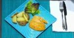 Recetas faciles de Pollo con salsa de limon