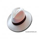 """Sombrero de Panamá: El Sombrero de Paja """"Hecho en el Ecuador"""""""