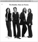 La música de los Beatles por fin llega a iTunes