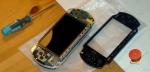 Servicio Tecnico PSP - Reemplazar una pantalla PSP estropeada
