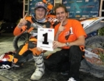 Taddy Blazusiak se proclama vencedor del Endurocross 2010