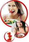 La Alimentación contribuye a una belleza natural