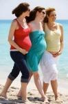 6 Ventajas al caminar durante el Embarazo