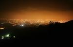 Contaminación lumínica. Poco ahorro en alumbrado público
