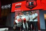 Honda presenta su equipo para el Mundial de MotoCross