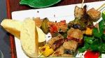 Recetas de Navidad: Pinchos de atun y vegetales marinados