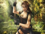 "Vuelve Lara Croft en ""Tomb Raider Trilogy"" para PS3 HD"