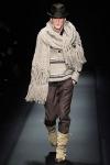 La moda para el frío en el invierno del 2011