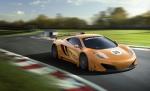 McLaren MP4-12C en el GT3