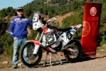 Marc Guasch, listo para su segundo Dakar con Yamaha Aprimoto JVO Racing