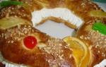 Deliciosa Receta del Roscón de Reyes