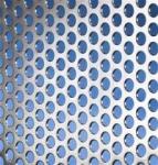 Chapas perforadas y mallas metálicas