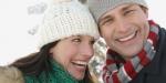 En pleno sombrío invierno, los solteros están en búsqueda del amor