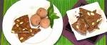 Recetas faciles de Turron de chocolate y frutos secos con helado