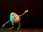 El Gracioso y  El Bailarín