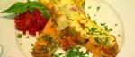 Recetas faciles de Torta de Jamon y Queso