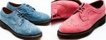 Los colores en los calzados para el verano 2011