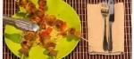 Recetas fáciles de pinchos de carne marinados en vino