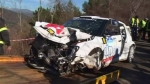 Robert Kubica sufre accidente en Rally