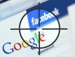 Facebook bloquea la publicidad a Google