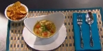Recetas faciles de Curry de robalo con coco