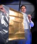 Un nuevo colector de energía solar que trabaja hasta de noche